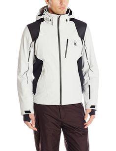 EUC $650 SPYDER Vanqysh Jacket Winter Ski Insulated Snowboard Coat XL 153032 #Spyder