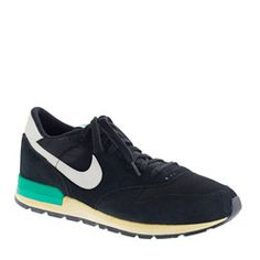 green is nice..Nike® for J.Crew Vintage Collection Air Epic sneakers