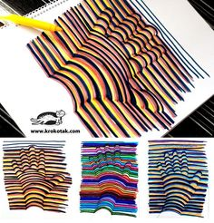 op art for kids