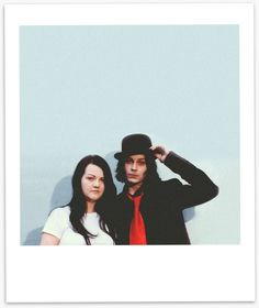 polaroid // the white stripes- such feeling and talent in their playing