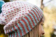Circus Hat - Knitting Patterns and Crochet Patterns from KnitPicks.com by Edited by Knit Picks Staff