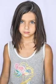 Image result for little girl mid length haircuts