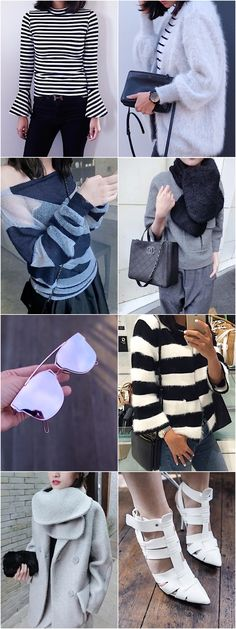 love these fashion forward styles from Hello Parry! Street Style Store, Latest Street Fashion, Online Boutiques, Fashion Forward, Ruffle Blouse, Stripes, Shirts, Inspiration, Collection
