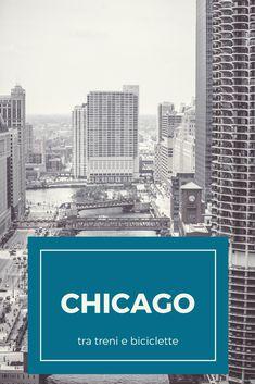 Ricordate una delle scene iniziali di Shall We Dance in cui Richard Gere, abordo di un treno, guardava Jennifer Lopez affacciata alla finestra del secondo piano di uno stabile? Questa immagine mi si è accesa nella menteogni volta che guardavo la L muoversi tra i grattacieli del Loop, pur non sapendoche quel film fosse stato girato proprio qui a #Chicago.