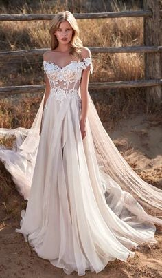 Wedding Dress Inspiration - Victoria F Collection Maison Signore