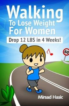 Walking to Lose Weight for Women - The Bulletproof Plan for Losing 12 LBS in 4 Weeks:Amazon:Kindle Store