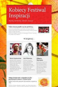 Kobiecy Festiwal Inspiracji, #event #women #inspirations