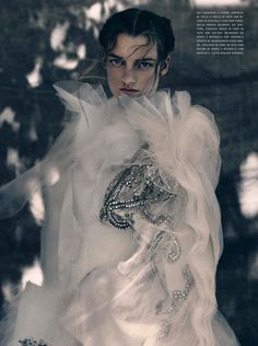 Alta Moda-Vogue Italia September 2013 — Куклы, я и все,все, все