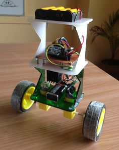 How to use an Arduino to build a robot that balances itself like a Segway.