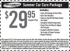 24 Best Goodyear Coupons 2017 Images On Pinterest Auto Service