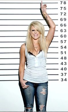 "Miranda Lambert in her new music video ""Something Bad"" with Carrie Underwood!  Wearing Our Black Lace Bralette!"
