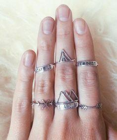 Mountains Ring