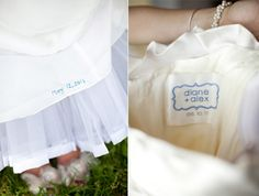 Looking for something blue to tick off your list of wedding traditions? Here are some beautiful and inspiring ways to work it in your wedding ensemble! Something Blue, Beautiful