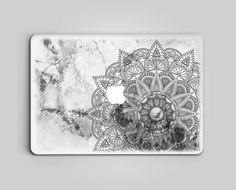 "New Marble Mandala Hard Case Cover For Macbook Pro Air 11""13""15"" Retina 12"" Skin #laptop #cute #custom #designed #skins #covers"