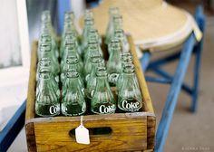 Vintage Coke Bottles FIne Art Print 5 x 7  Food by SweetFineDay, $18.00