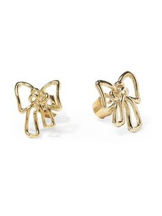 marc by marc jacobs bow stud earrings