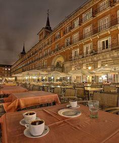 Palacio, Madrid.