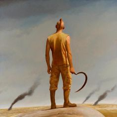 Art by Bo Bartlett