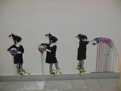 street art // Melbourne // be free