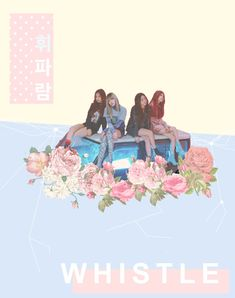 "BLACKPINK's ""WHISTLE"" in No.1 place on seven charts… Exceptionally successful…"