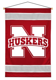 Team Colors NCAA Nebraska Cornhuskers Cloud to Go StylePillow One Size