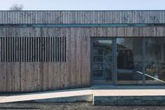 Image result for camuscross slatted house scotland