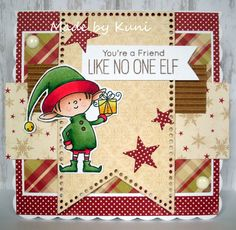 Kunis Bastelblog: Weihnachtself