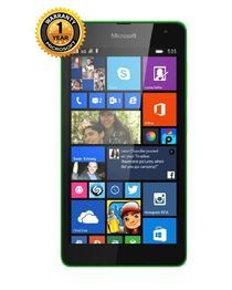 Lumia 535 Smartphone 8GB – Green