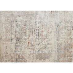 Loloi Ivory/granite Javari Rug Ivory / Granite 2�6� X 4' By (7,090 PHP) ❤ liked on Polyvore featuring home, rugs, cream rug, cream area rug, off white rug, ivory rug and cream colored area rugs