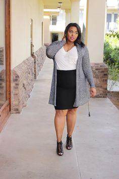 ▫Curves On A Budget | Nicole Simonee▫Plus size fashion