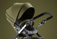 Style your stroller for Autumn - Olive is a neutral and versatile earth tone is both adventurous and chic. Camouflage your stroller for a trek in the woods or go for a city stroll in urban environment.  STOKKE STROLLER SEAT STYLE KITS – All new colors for Autumn 2015!
