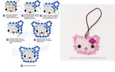 llaveros de fieltro hello kitty - Buscar con Google