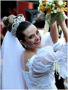 Noivas de Amor à Vida, Salve Jorge e Malhação. Fatinha.
