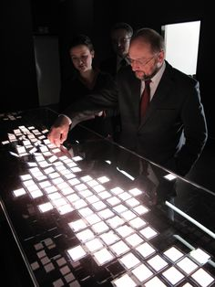 Philips OLED in Aachen | Repinned from @cliveroach