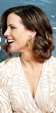 kate beckinsale updo - Google Search