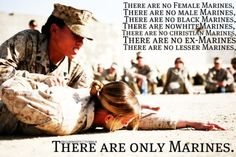 ONLY Marines!