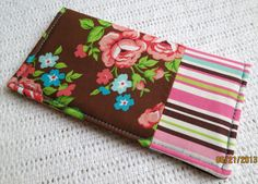BiFold Wallet / Tea Party by shannyann on Etsy