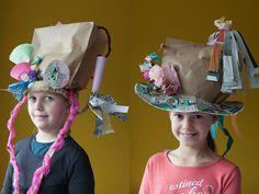 Kunstjuf: hoeden