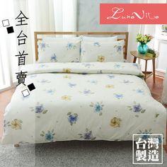 Queen Size   4 pcs duvet cover set 被套 床单 枕套x2  100/%全棉四件套 Full