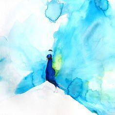 Peacock III | Mai Autumn.