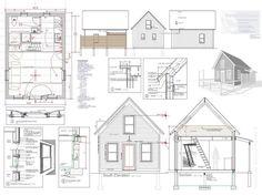Free Modern Tiny House Plans
