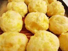 Gluten Free Cheese Puff Balls | Gluten Free Recipes