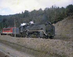 昭和47年3月5日 関西本線 加太 中在家 D51