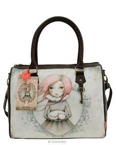 2b6f5c054b Santoro Eclectic Gorjuss Mirabelle Handbag Traveller s Rest