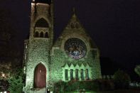 Christ Church Cambridge  - High Street in Cambridge  - - most haunted street in Maryland.