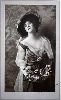 """F. Scott Fitzgerald in drag, 1916. The photo was taken to promote his college musical-comedy troupe's perfomance of """"The Evil Eye."""""""