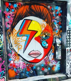 Hosier Lane in Melbourne, VIC