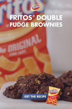 Easy Cookie Recipes, Milk Recipes, Fudge Recipes, Sweet Recipes, Dessert Recipes, Crazy Cookies, Gourmet Cookies, Fudge Brownies, Just Desserts