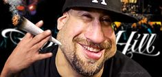 Rodney Pike Humorous Illustrator: B-Real Does the Weed Bucket Challenge for ALS