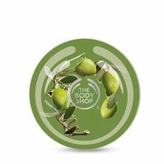 Body shop. Exfoliant corps olive. Le meilleur moment du week end c est quand tu en prends pour toi.